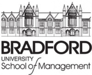 Bradford University of School Management Logo